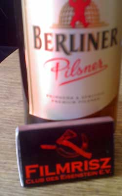 flimrisz-und-berliner-bier © lele