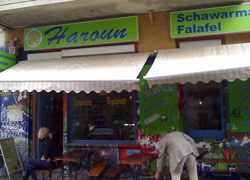 haroun in der revaler strasse © friedrichshainblog.de