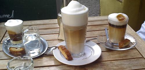 kaffeesorten im cafe cortado © friedrichshainblog.de