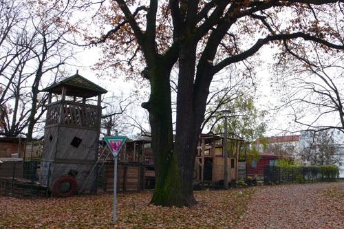 forcki-rabe spielplatz © Katharina Prüß