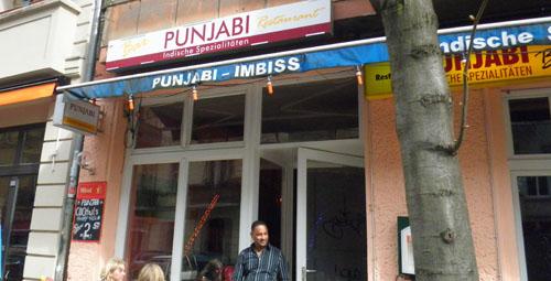 punjabi indisches restaurant © friedrichshainblog.de