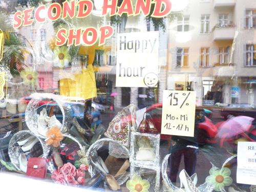 happy hour beim shoppen im my feet © friedrichshainblog.de