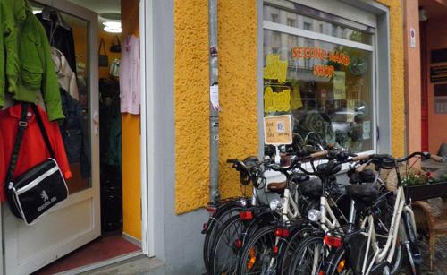 my feet second hand und fahrradverleih © friedrichshainblog.de