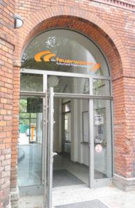 alte feuerwache - eingang © friedrichshainblog.de