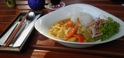 Vietnamesisches Essen im Lemon Leaf © friedrichshainblog.de