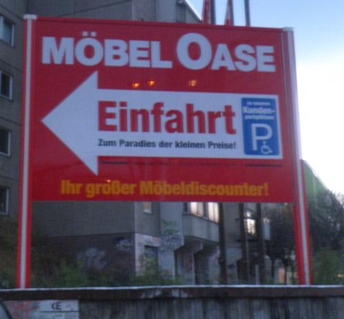 Möbel- und Einrichtungshaus in Friedrichshain | Friedrichshainblog.de