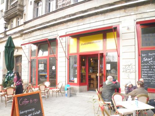 zwei drei fünf - cafe frankfurter allee © friedrichshainblog.de