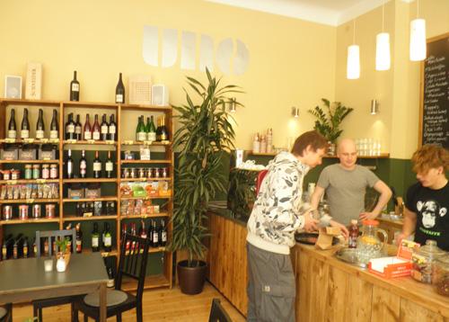 interieur uno - cafe berlin friedrichshain © friedrichshainblog.de