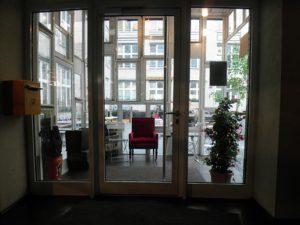 Innenhof Hotel Michelberger (c) friedrichshainblog.de