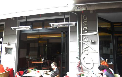 cayetano - restaurant bar berlin friedrichshain