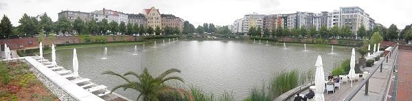 Engelbecken Panoramabild