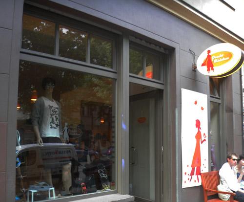 Prachtmädchen Modeshop Berlin Friedrichshain