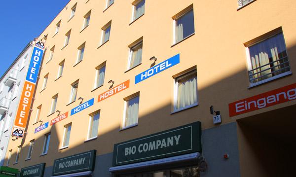 Gunstiges Hostel Und Hotel In Berlin Friedrichshain A O