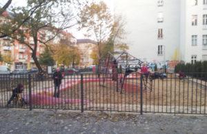 kinderspielplatz berlin friedrichshain