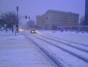 winter in berlin friedrichshain