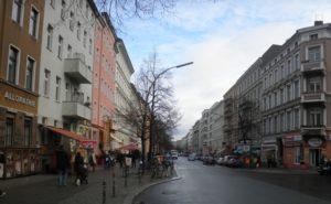 Bergmannstraße Berlin Kreuzberg