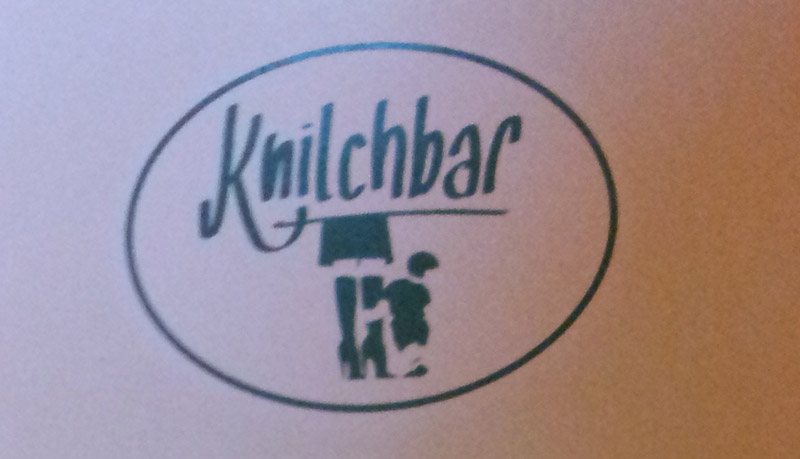 logo knilchbar berlin friedrichshain