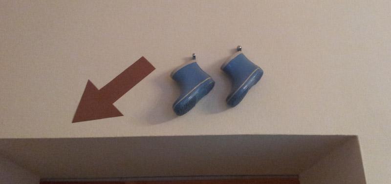 schuh aus symbol knilchbar berlin friedrichshain