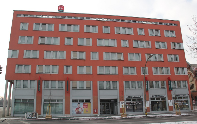 Permalink to Hotel Nahe Ostbahnhof Berlin