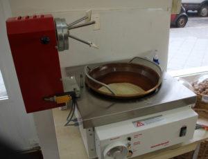 mandelcandierungsmaschine