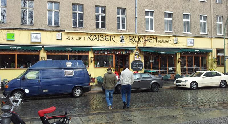 kuchen kaiser berlin kreuzberg