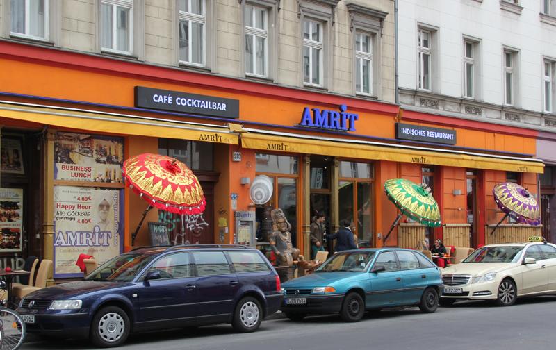amrit indisches restaurant oranienstraße
