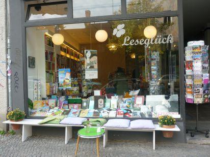 buchladen leseglück berlin