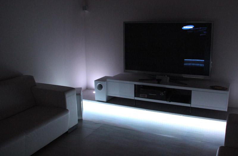 ck 99 lounge konsolen separee tv