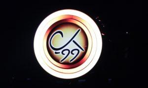 ck 99 lounge logo