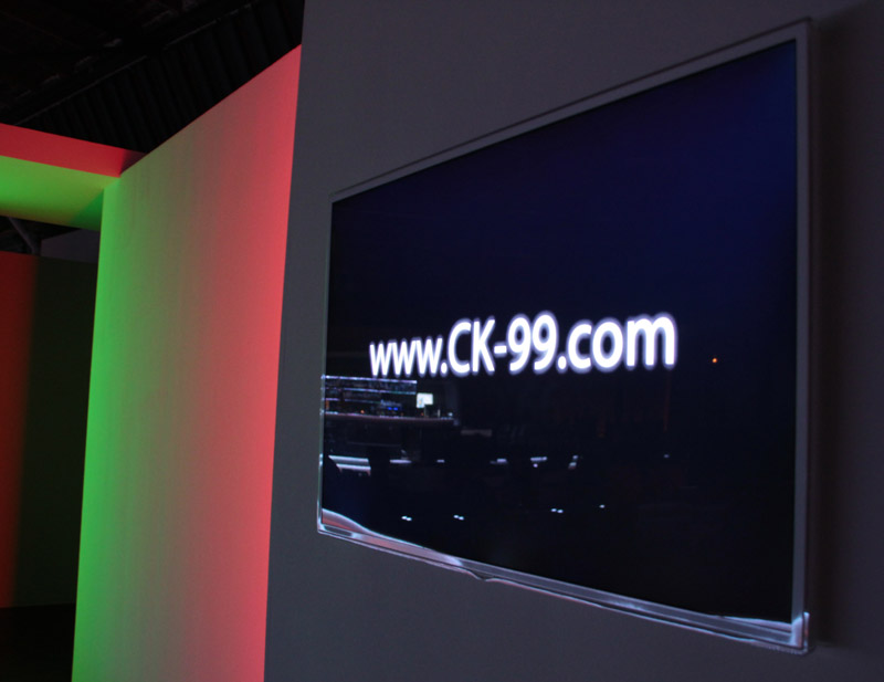 ck 99 lounge monitore