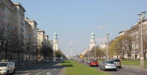 Berlin Friedrichshain Frankfurter Allee
