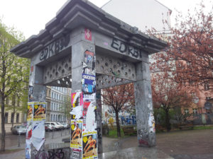 dorfplatz berlin kreuzberg waldemarstraße adalbertstraße