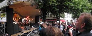 fete de la musique -boxhagener platz berlin friedrichshain