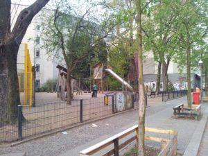 Spielplatz Naunynstraße