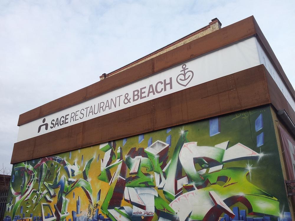 sage restaurant und beach