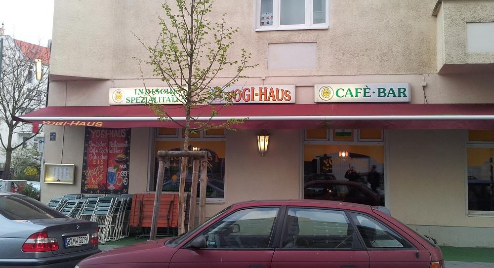 yogi haus indisches restaurant berlin friedrichshain