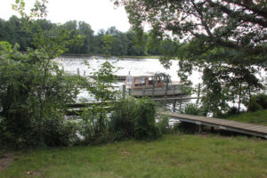 Anlegestelle Caroline-Tübbecke-Ufer