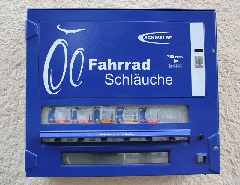 Fahrrad Schlauch Automat Berlin Friedrichshain