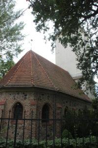 Kirche Stralauer Halbinsel