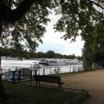 Spree entlang Caroline-Tübbecke-Ufer