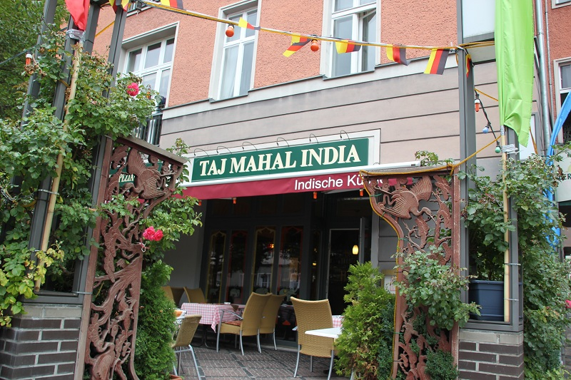 Taj Mahal Restaurant Berlin Friedrichshain
