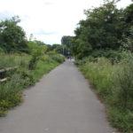 Weg zum Caroline-Tübbecke-Ufer