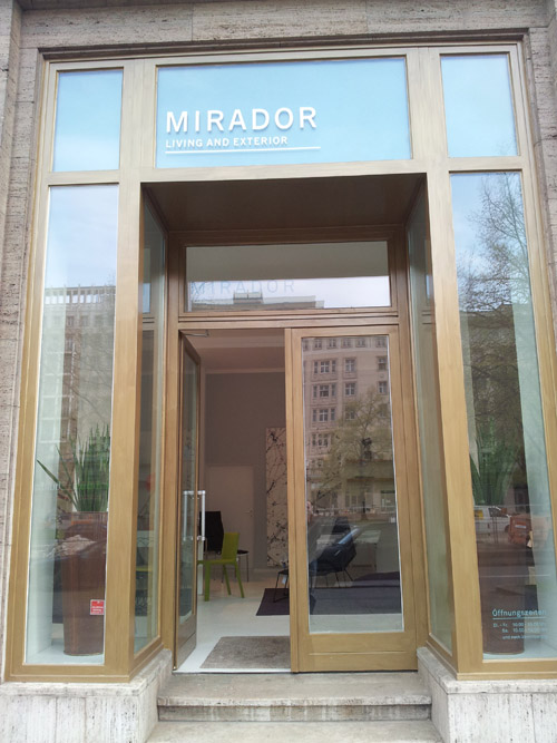 Mirador - Living and Exterior Berlin Friedrichshain