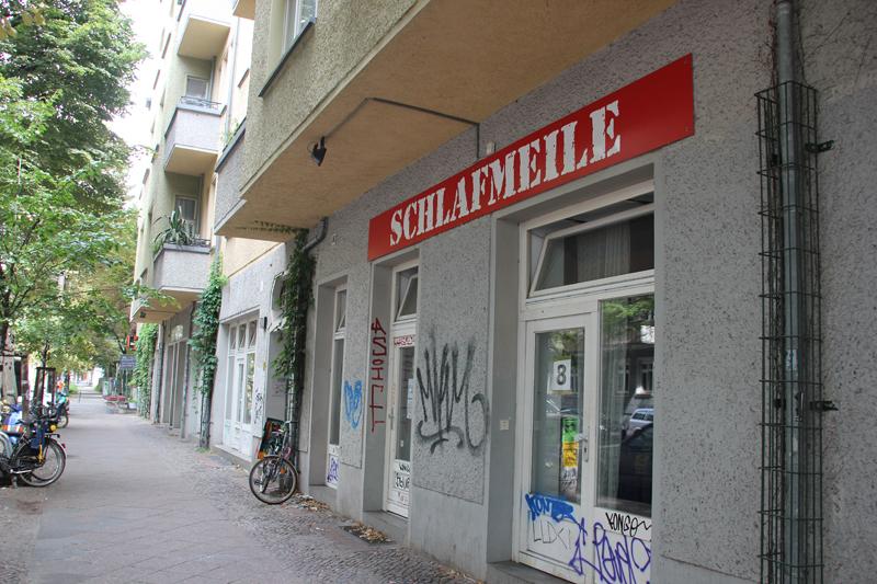 Schlafmeile Hostel Berlin Friedrichshain