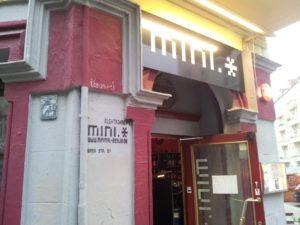 Bar Minimal Berlin