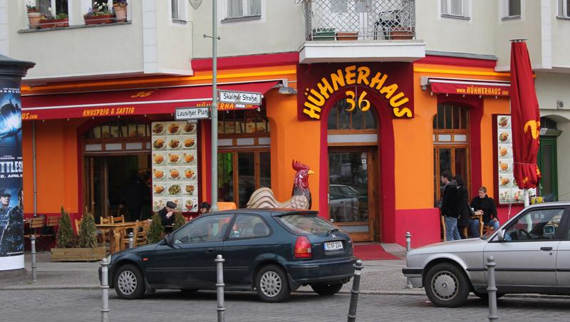 Huehnerhaus 36 Berlin Kreuzberg