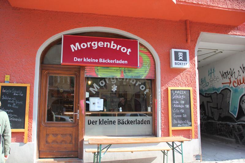 Morgenbrot Bäckerei Berlin Friedrichshain