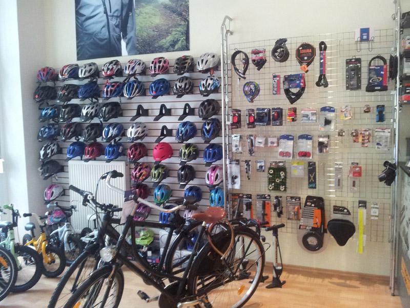 Zubehör im Antrieb Fahrradladen Berlin Friedrichshain