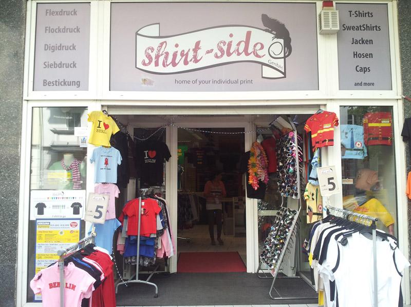 Shirtside Berlin Friedrichshain