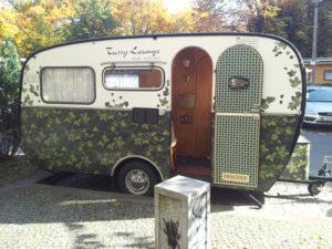 Tussy Lounge Caravan Berlin Friedrichshain